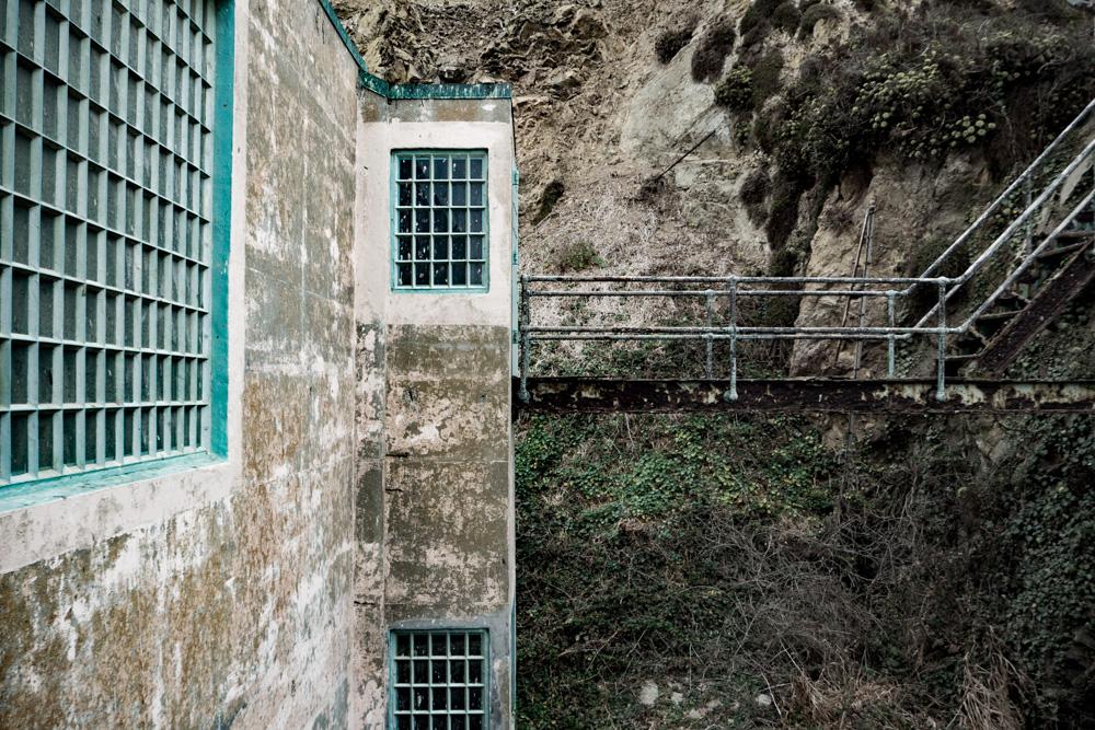 In and around Alcatraz, San Francisco Bay Area