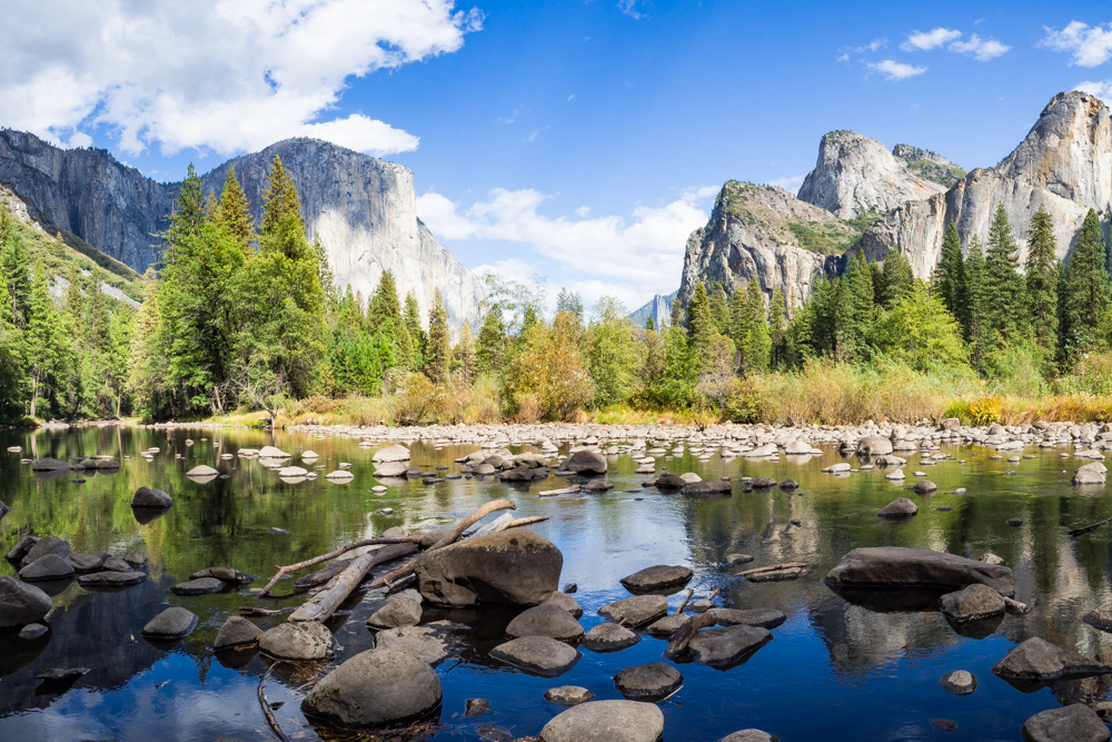 Beautiful Places To Visit In Yosemite National Park California | Things To See And Do In Yosemite | California