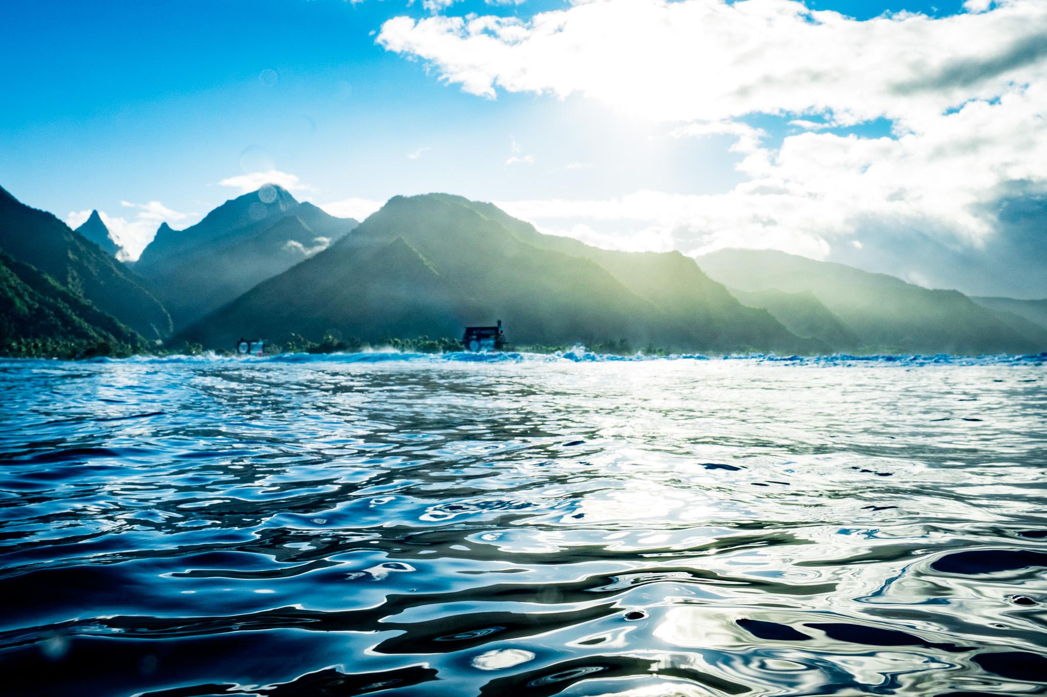 Billabong Pro 2015 WSL, Teahupoo, Tahiti, French Polynesia
