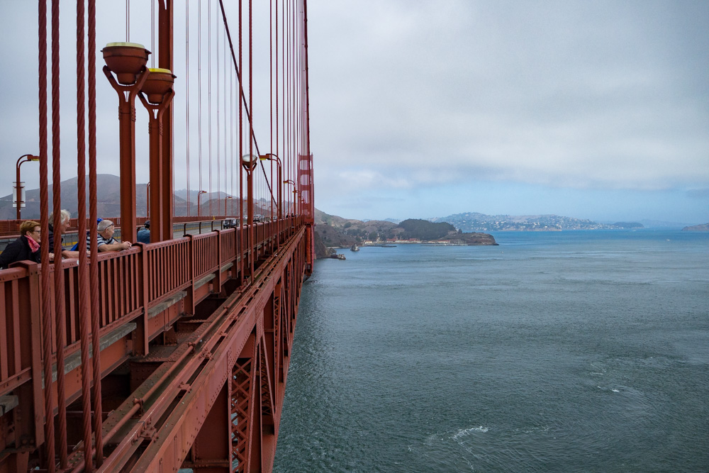 Biking the Golden Gate Bridge To Sausalito | The Best Things To Do In San Francisco