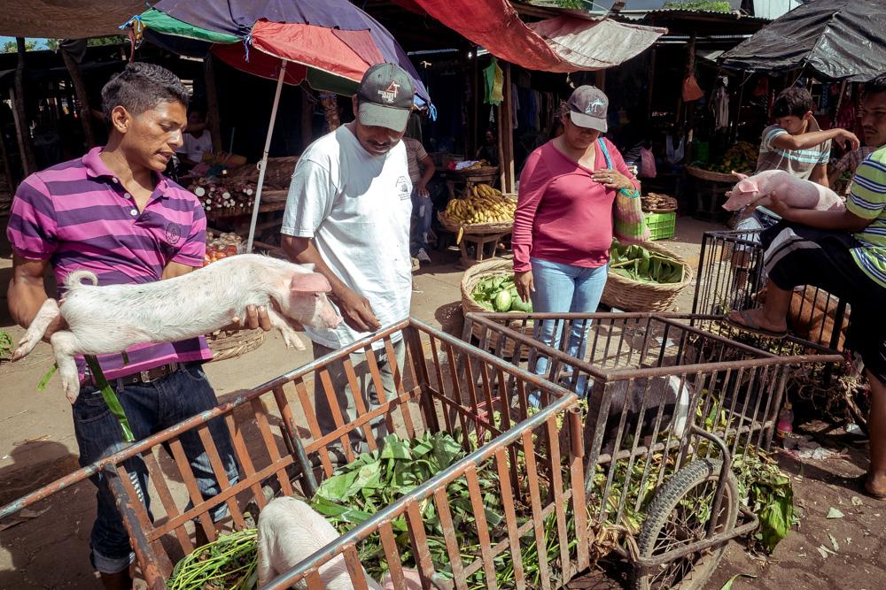 Masaya Markets - Nicaragua