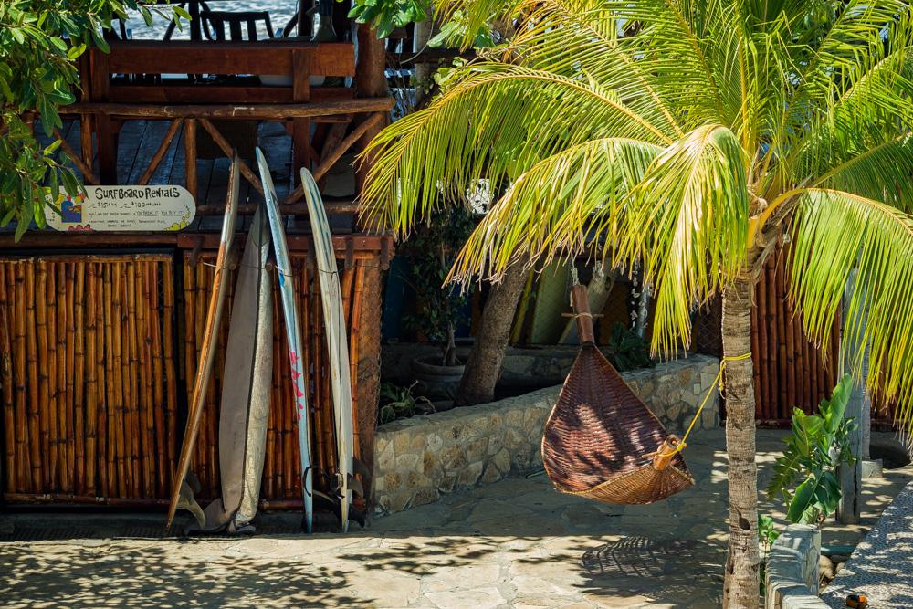Punta Miramar - Surf Tours Nicaragua