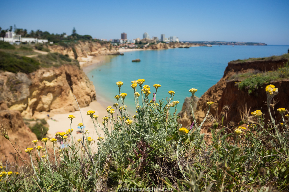 Praia Do Vau | Things To Do In The Algarve | Portugal