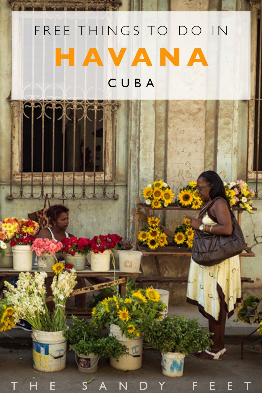 Fun Free Things To Do In Havana   Cuba