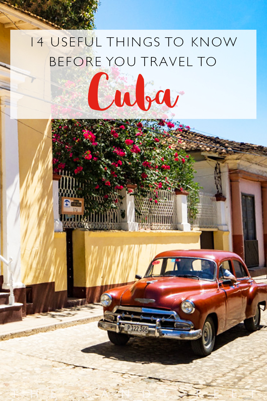 14 Useful Things To Know Before You Travel To Cuba | Cuba Travel Tips
