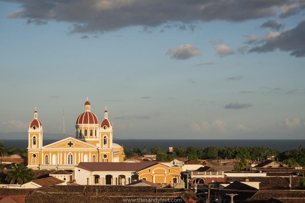 Granada Cathedral - Nicaragua | Nicaragua Next Destination
