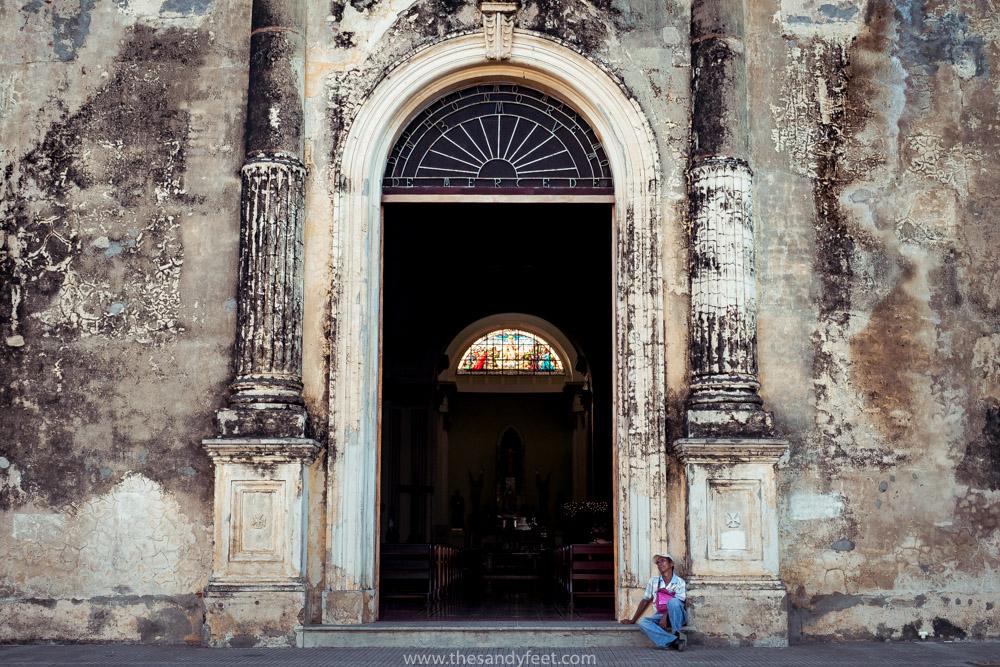 The Street Of Granada