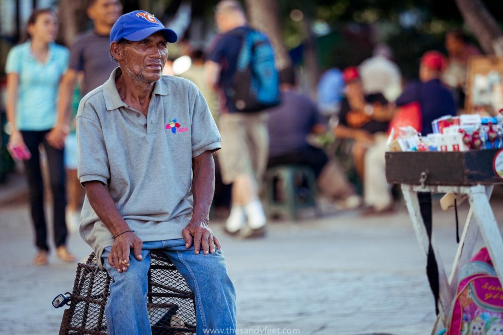 Nicaragua Life In Photos