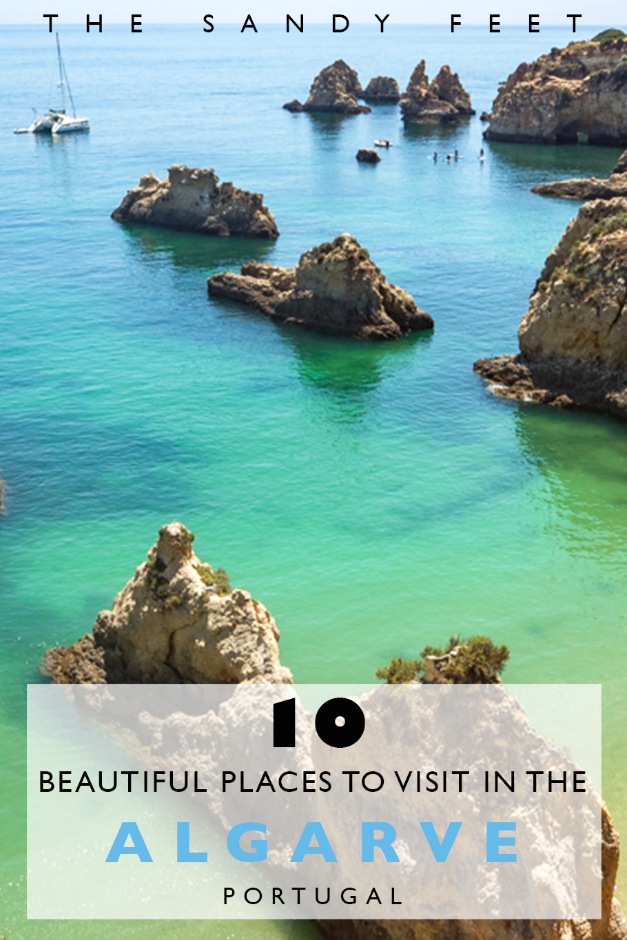 10 Beautiful Places To Visit In The Algarve | Portugal : The Best Beaches In The Algarve, Things To Do And Where To Stay