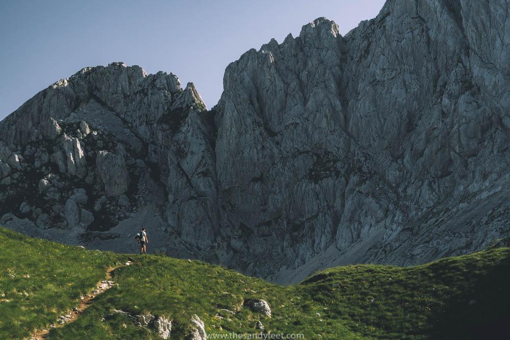 Climbing Bobotov Kuk, The Most Beautiful Hike In Durmitor National Park | Montenegro