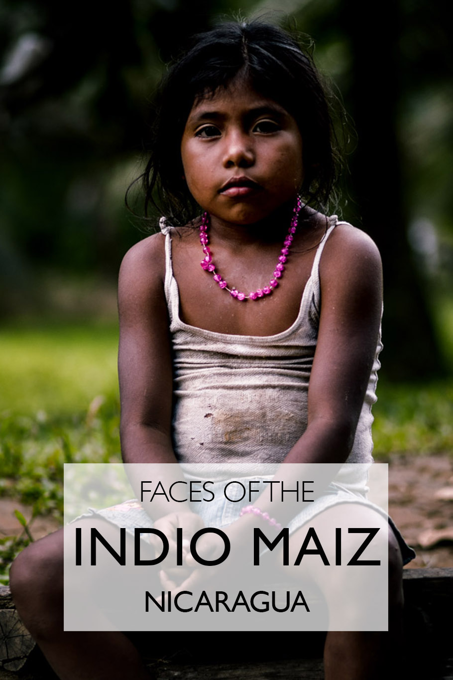 The Faces Of The Indio Maiz | Travelling into the heart of the remote Indio Maiz Reserve in the far west of Nicaragua to meet the indigenous Rama communities.