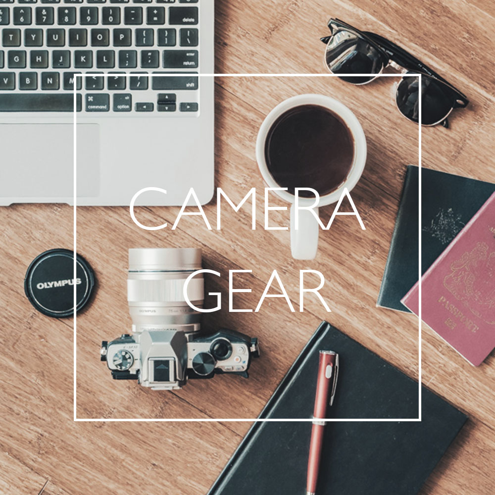 Travel Resources - Camera Gear