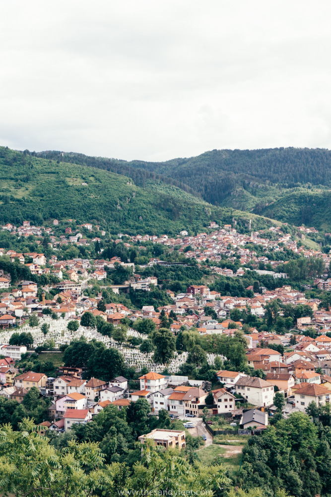 Between The Scars And Roses Top Things To Do In Sarajevo