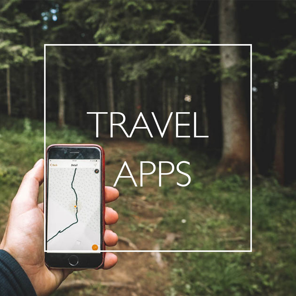 Travel Resources - Travel Apps