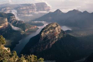 Driving The Panorama Route In South Africa | Exploring Blyde River Canyon, Bourke's Luck Potholes and God's Window