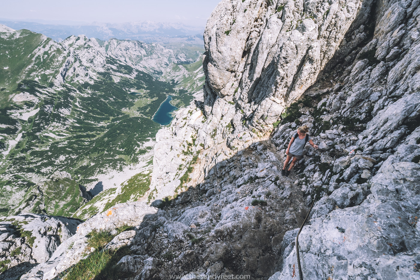 Climbing Bobotov Kuk, The Most Beautiful Hike In Durmitor National Park | Montenegro