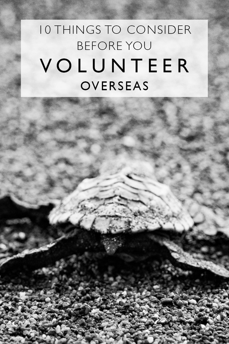 10 Things To Consider Before Volunteering Overseas | Voluntourism | Sustainable and Ethical Travel