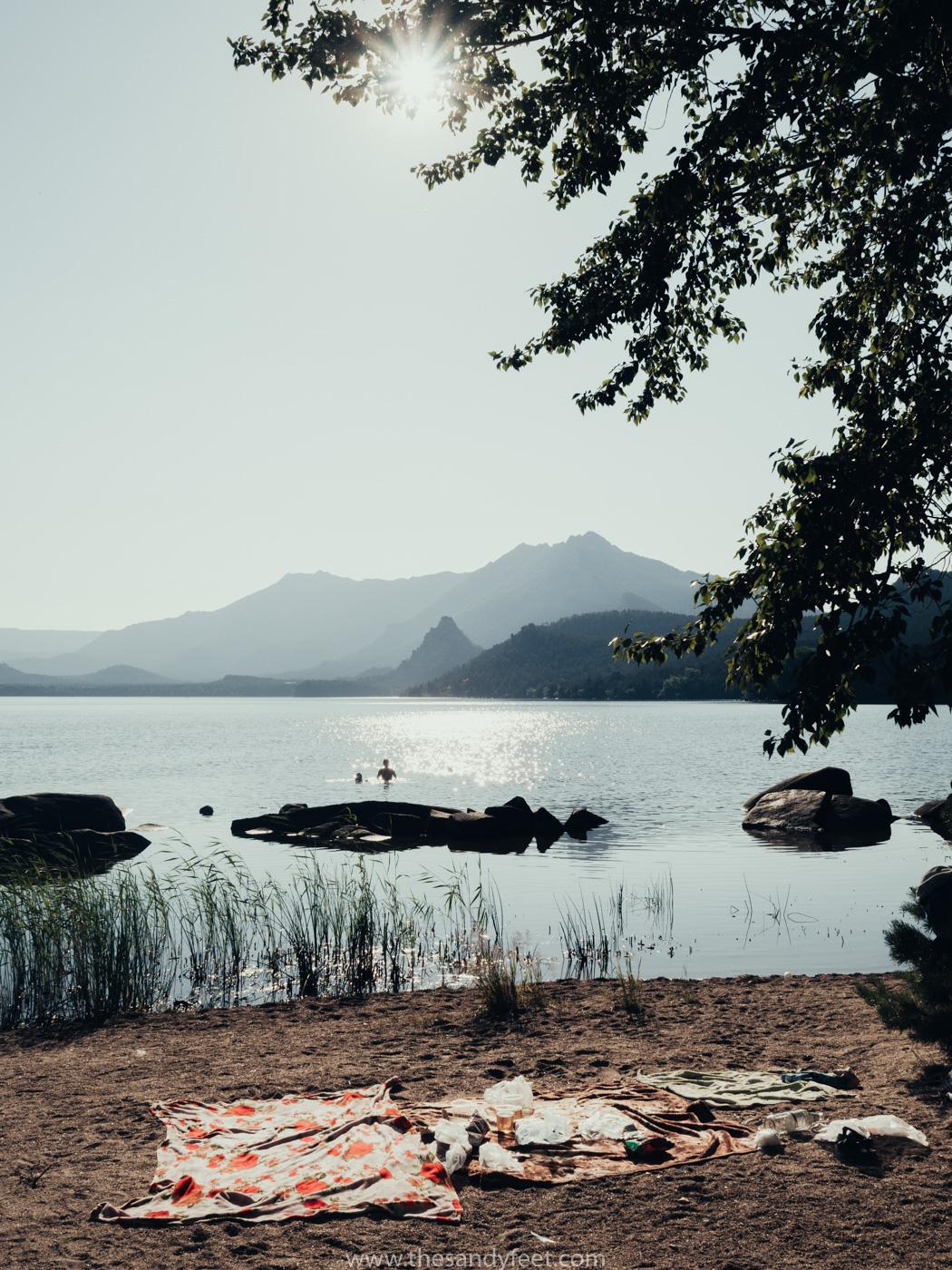 Lake Borovoe