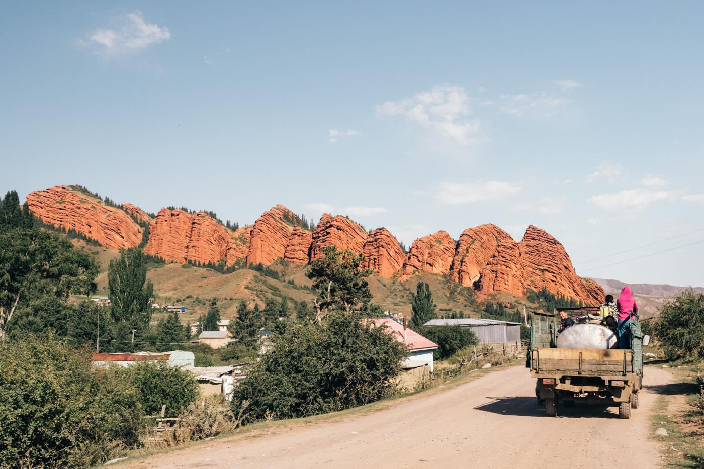 Things To Do In Jeti-Oguz   Kyrgyzstan