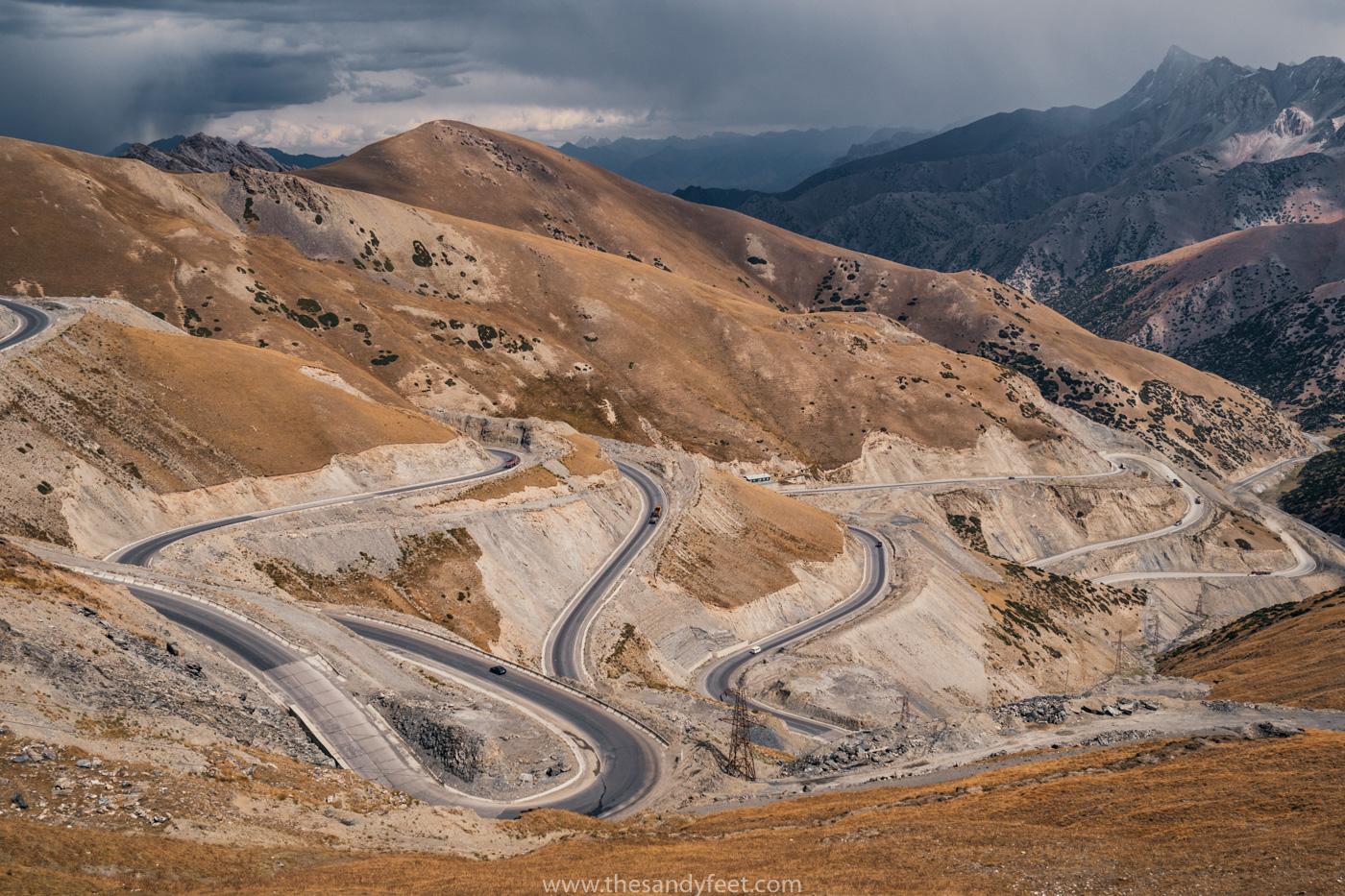 Pamir Highway Itinerary