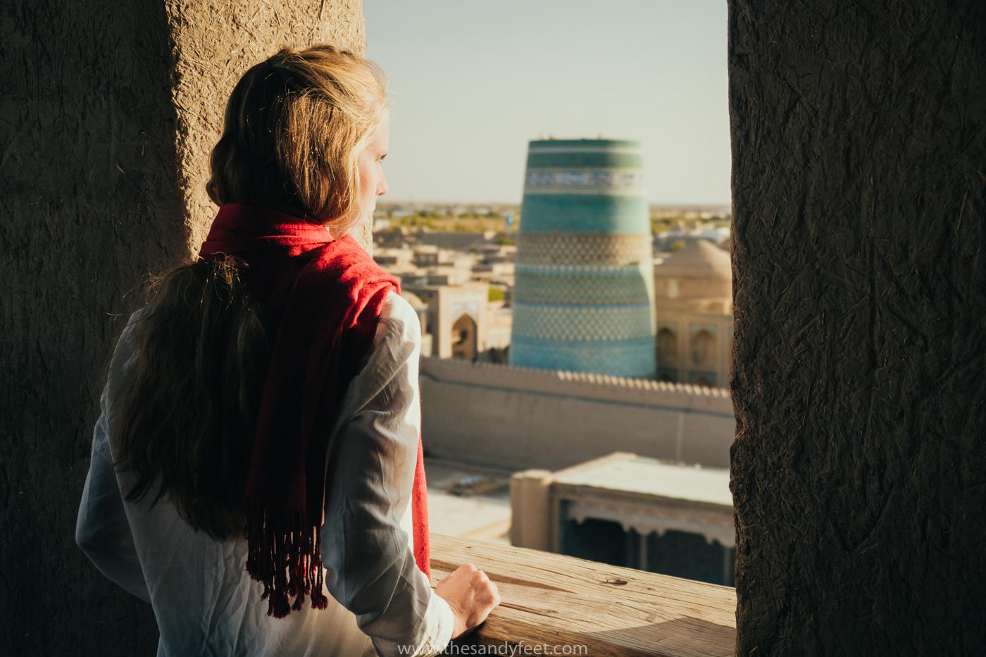 Things To Do In Khiva | Uzbekistan