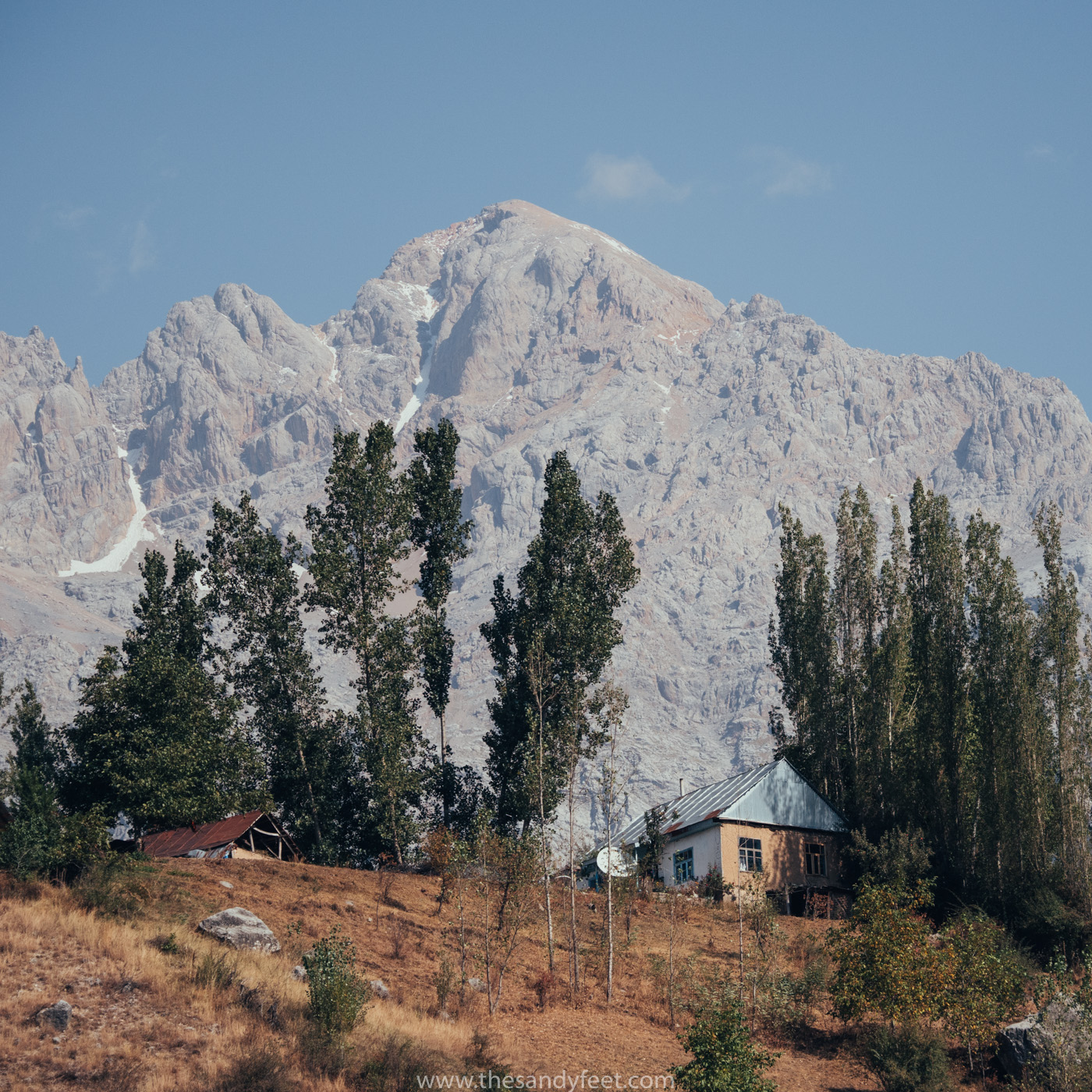 The Best Things To Do In Arslanbob | Kyrgyzstan
