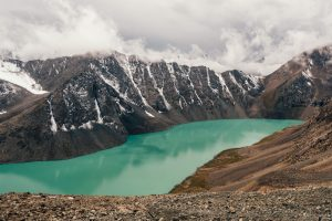 Hiking to Alakol and Altyn Arashan | The Most Beautiful Hike In Kyrgyzstan