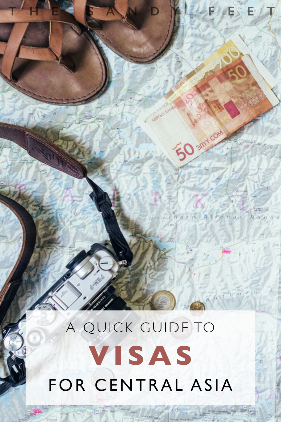 A Mini Guide To Visas For Central Asia | The Visas You'll Need And How To Apply For Travel To Kazakhstan, Kyrgyzstan, Tajikistan, Uzbekistan and Turkmenistan