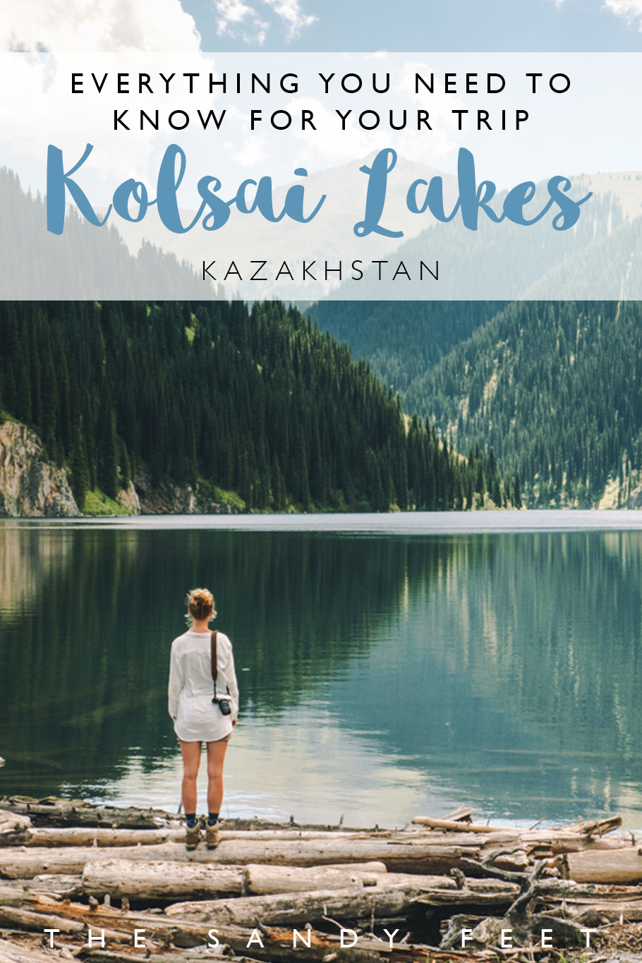 Kolsai Lakes + Lakes Kaindy: Everything You Need To Know For Your Trip in South-East Kazakhstan