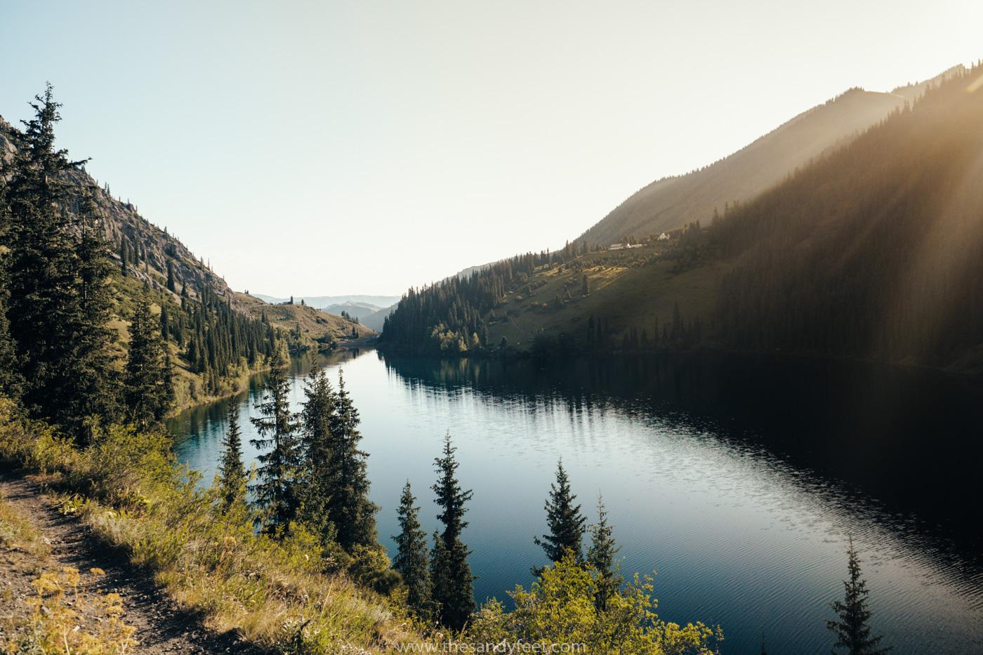 Kolsai Lakes