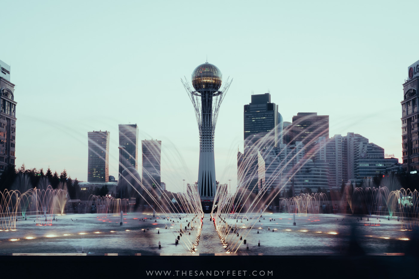 In The City Of Lights: Things To Do In Astana | Kazakhstan