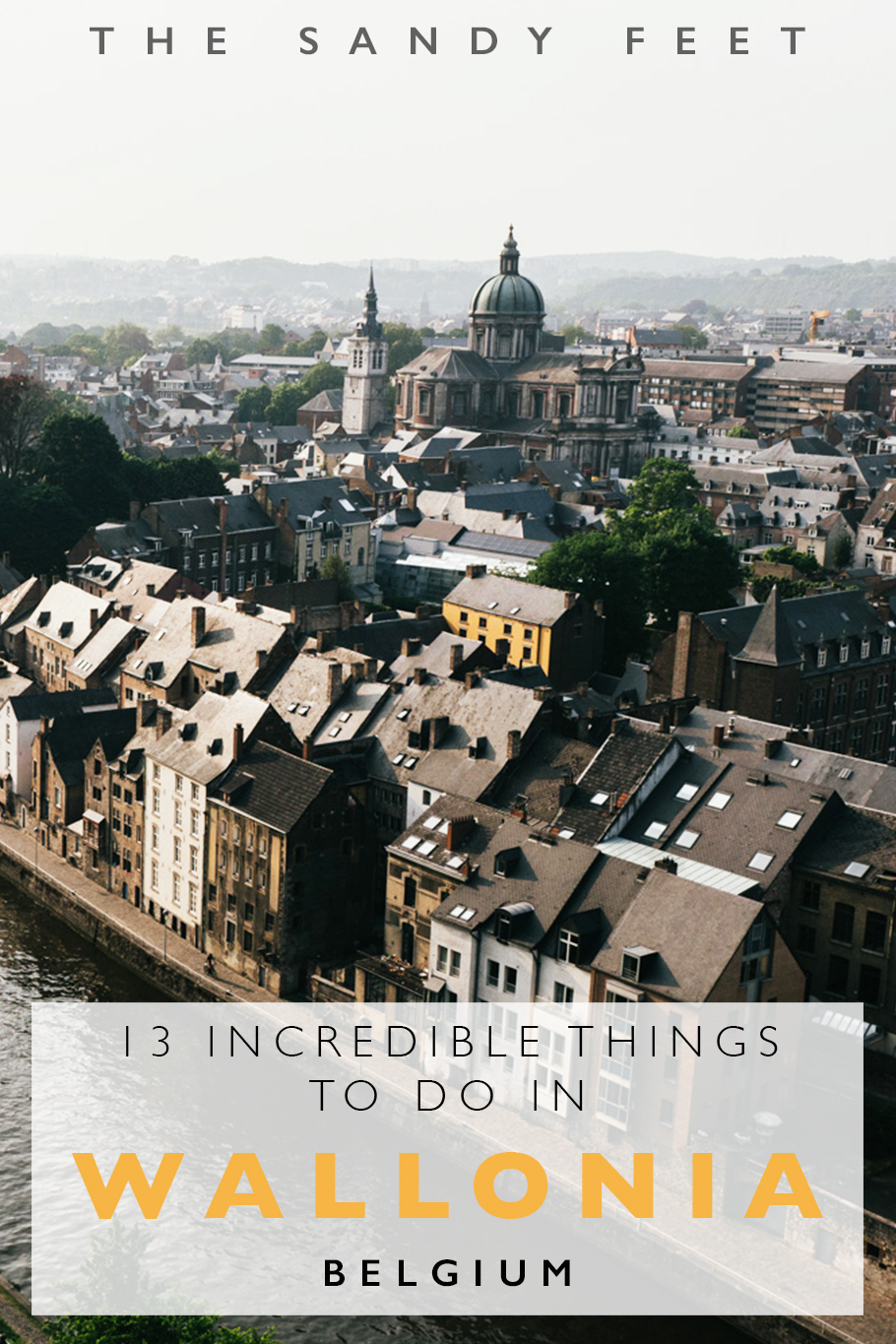 Visiting Belgium? Look past just Brussels and Bruges and head south to the country's lush Ardenne, it's historical towns, ruins and incredible food. These are the best things to do in Belgium's Wallonia Region.
