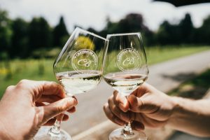 Wine Tasting in the Namur countryside | A perfect weekend itinerary in the Namur region and one of the best things to do in Namur | Things To Do In Belgium's Wallonia Region