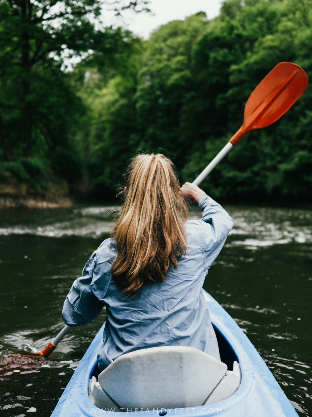 Kayaking the Lesse Valley | Top Things To Do In Belgium's Wallonia Region