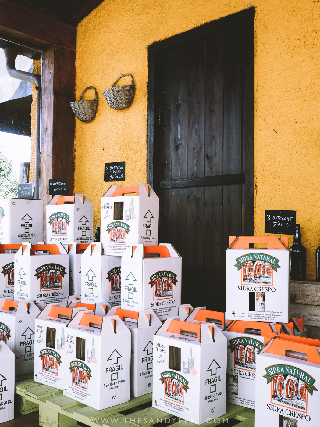 Visit A Traditional Asturias Cider Farm | A Taste Of Northern Spain: 11 Incredible Places To Visit In Asturias | The Best Things To Do In Asturias, Spain