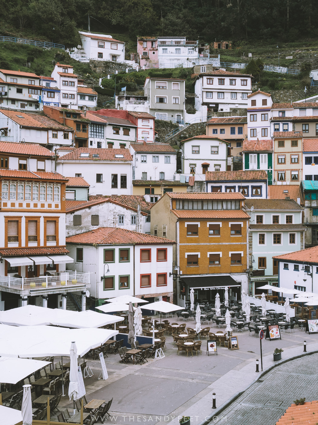 Cudillero | A Taste Of Northern Spain: 11 Incredible Places To Visit In Asturias | The Best Things To Do In Asturias, Spain