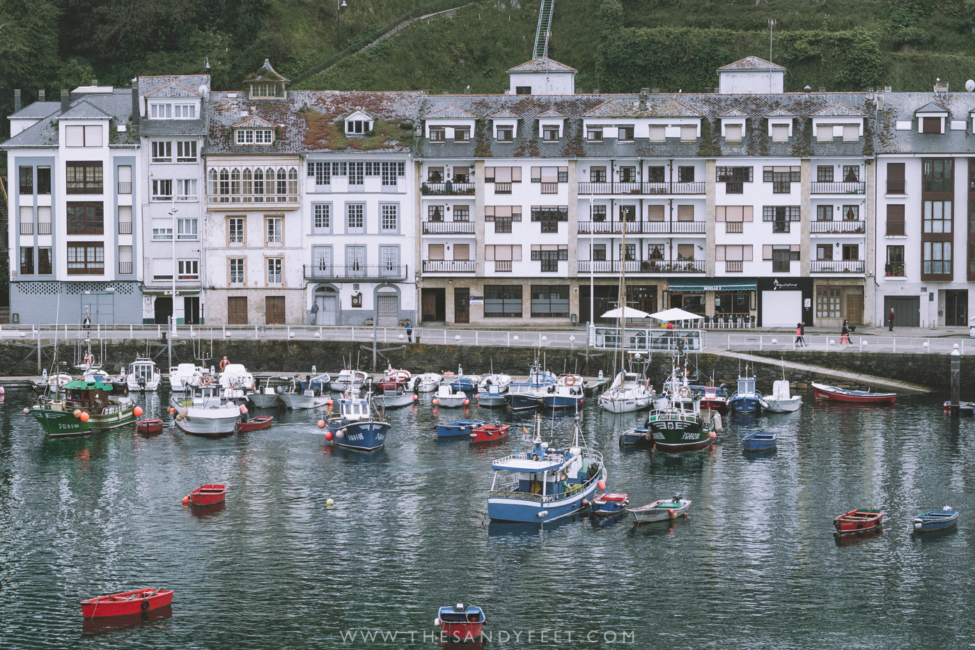 The White City Of Luarca | A Taste Of Northern Spain: 11 Incredible Places To Visit In Asturias | The Best Things To Do In Asturias, Spain