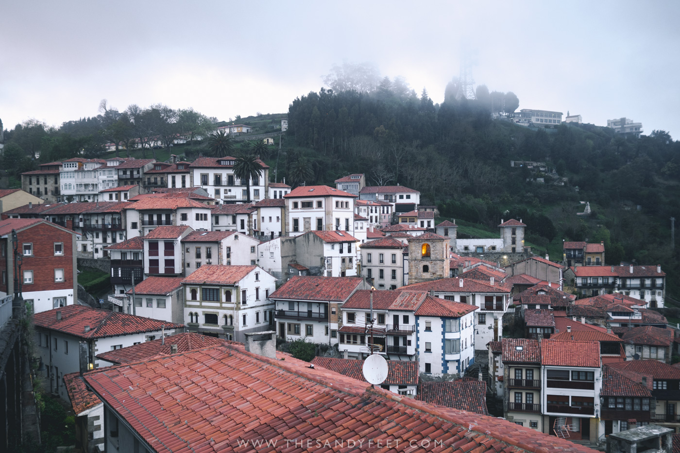 Lastres | A Taste Of Northern Spain: 11 Incredible Places To Visit In Asturias | The Best Things To Do In Asturias, Spain