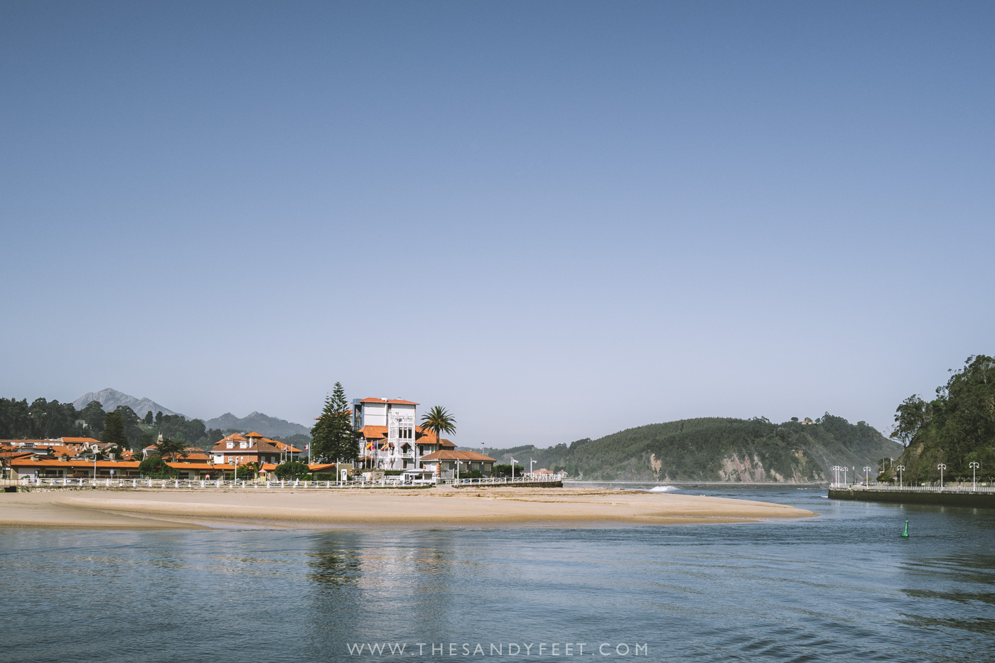 Ribadesella Waterfront | A Taste Of Northern Spain: 11 Incredible Places To Visit In Asturias | The Best Things To Do In Asturias, Spain