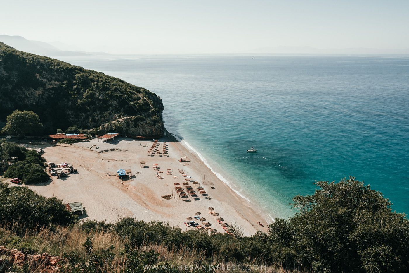How To Plan A Fantastic Day Trip To Gjipe Beach | Albania - The ...