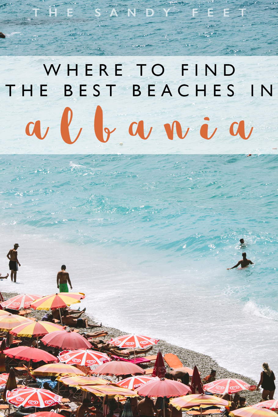 The Ultimate Guide To The Albanian Riviera: Where You'll Find The Best Beaches In Albania, as well as where to stay, eat and how to get around! Visit the famous beaches of Himara, Saranda and Ksamil, as well as a few secret beaches dotted along the coast.