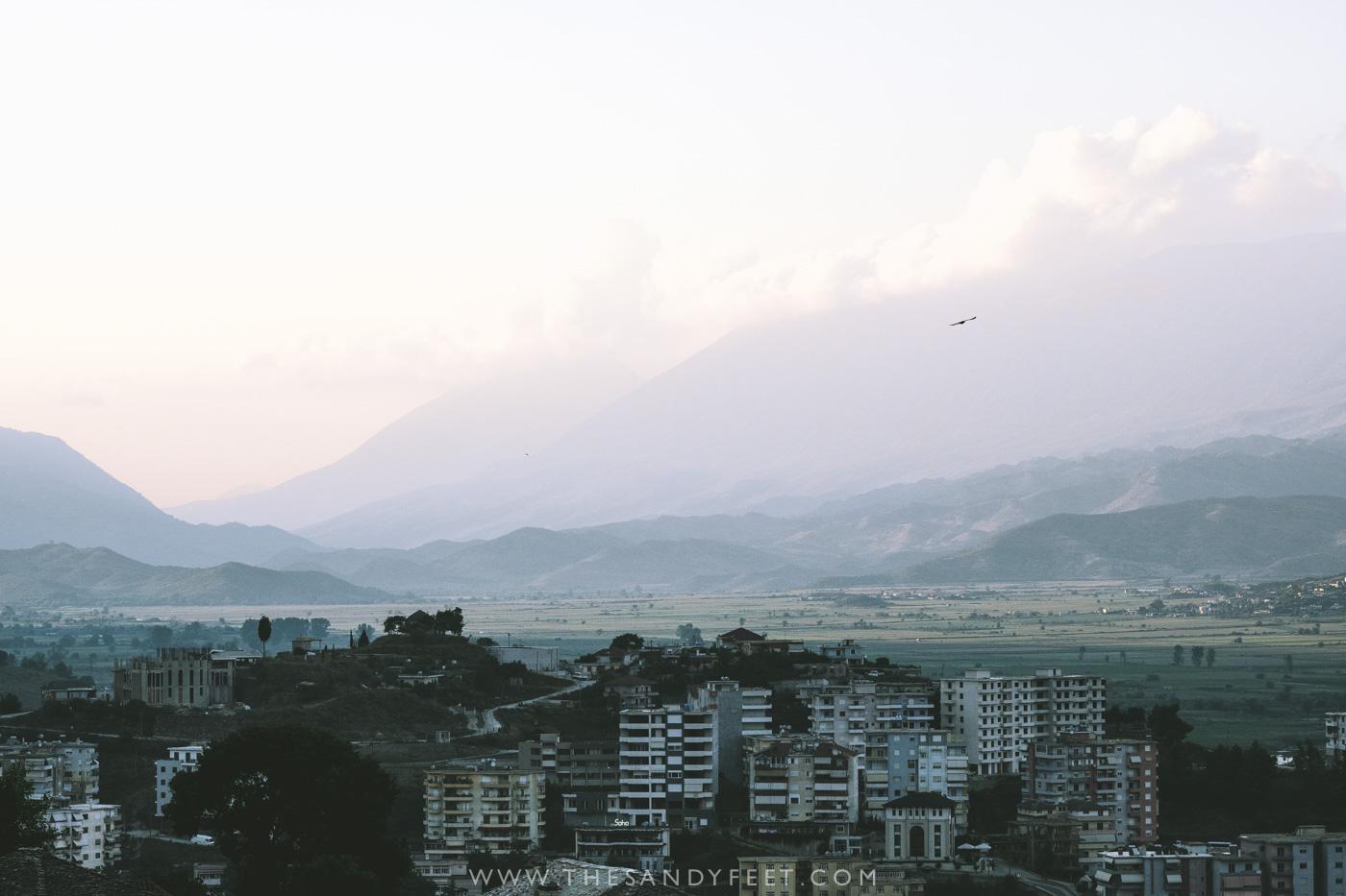 Views Over Gjirokaster | The Best Things To Do In Gjirokaster, Albania