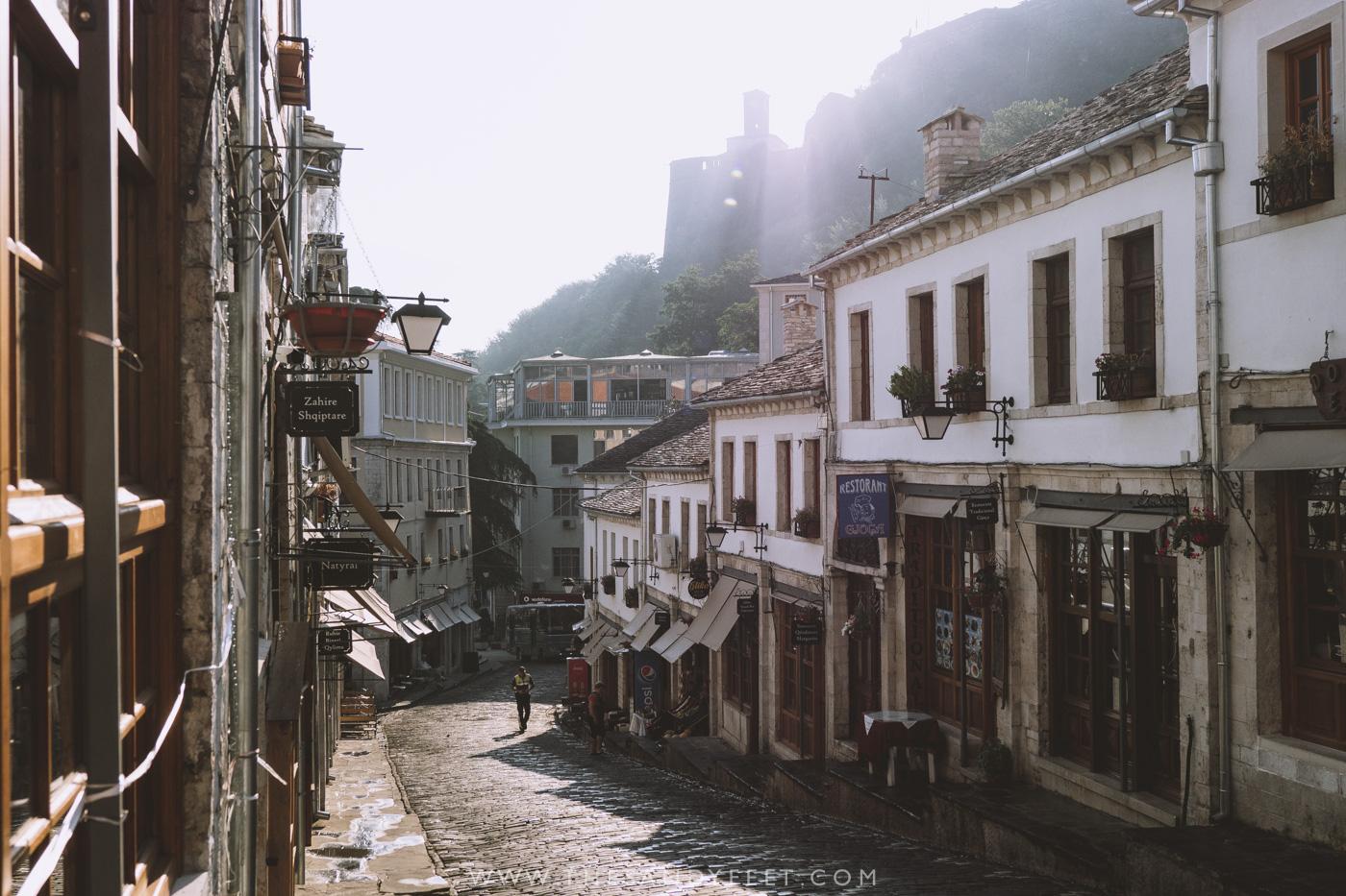 Gjirokastra Old Town | The Best Things To Do In Gjirokastra, Albania