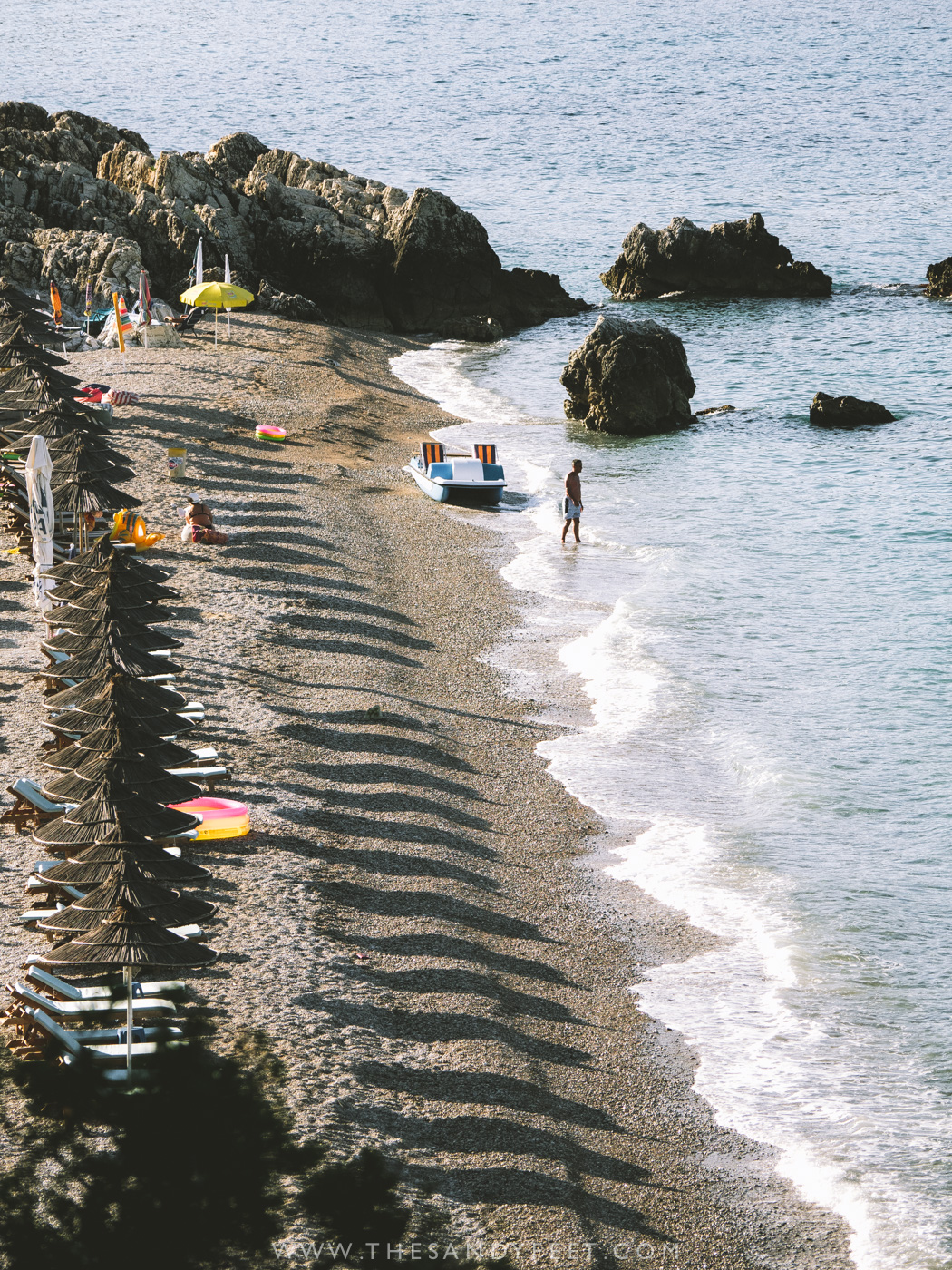 A Short Guide To The Best Things To Do In Himara, Albania: Where To Go, Stay And Eat In Albania's Best Beach Town And A Firm Favorite Along The Albanian Riviera.