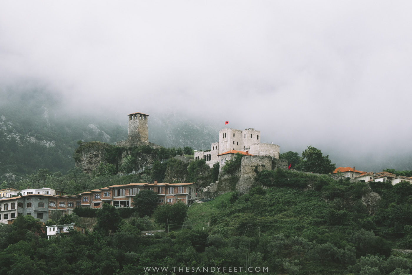 A Day Trip To Kruja Castle | Things To Do In Tirana Albania