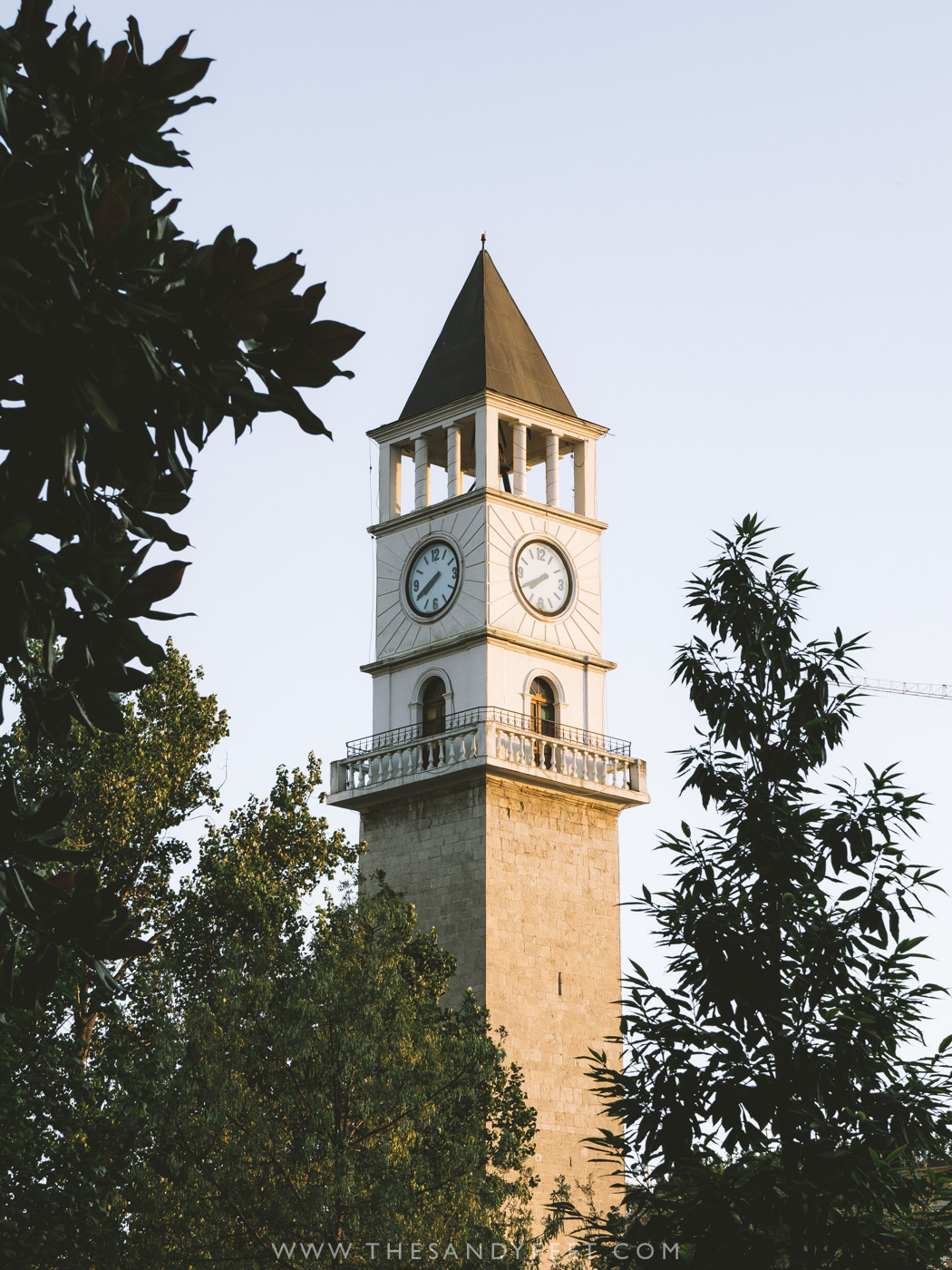 Tirana Clock Tower | What To Do In Tirana Albania