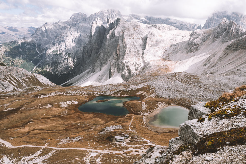 Tre Cime Di Lavaredo: The Best Day Hike In The Dolomites - The Sandy