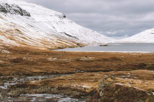 Hiking To Fjallavatn, The Faroe Islands Other Lake