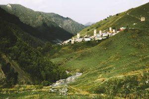 Adishi | Mestia To Ushguli Trek | Svaneti Caucasus Trekking |