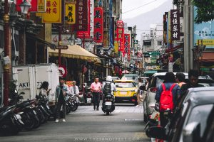 taipei streets. taiwan travel tips. taiwan pictures.